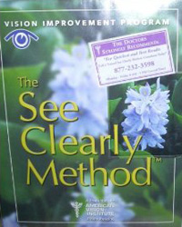 The See Clearly Method product